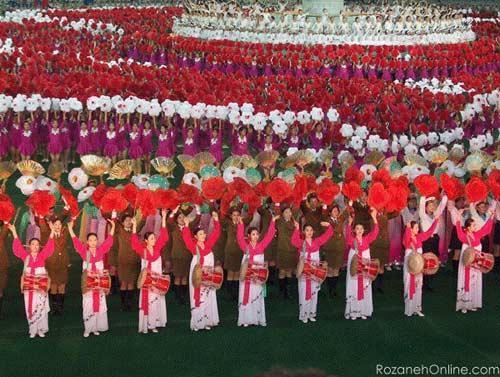 بزرگترین گروه پایکوبی دنیا