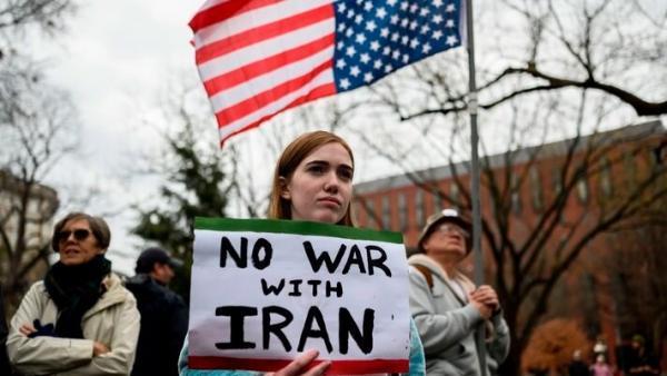 جنگ تمام عیار آمریکا علیه ایران