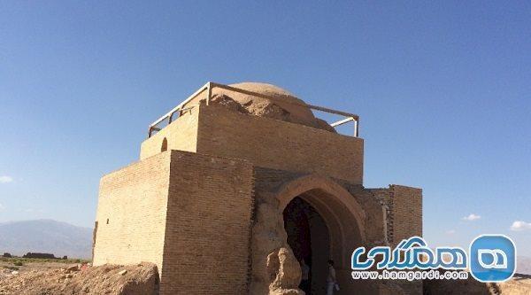 آغاز عملیات اجرایی بازسازی آرامگاه شیخ بیدوازی در اسفراین