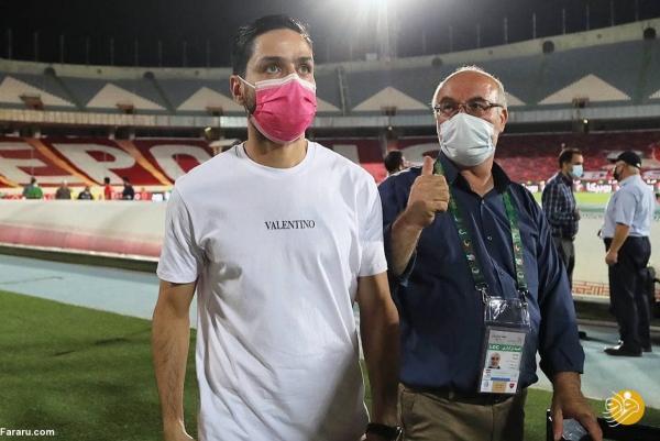 تور دبی: حضور کمال کامیابی نیا در باشگاه الاهلی امارات