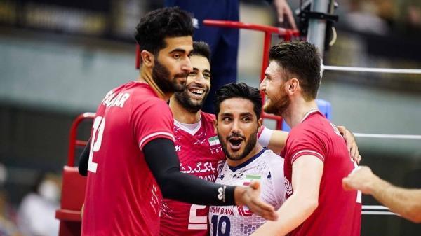 عبادی پور: بازیکنان تیم ملی والیبال انگیزه زیادی دارند، تمام تلاشمان حضور مقتدرانه در فینال آسیا است